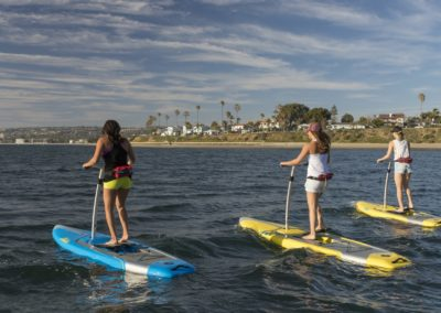 Hobie Eclipse Stand Up Paddleboard 2