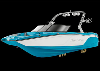 Wake Surf Boat 4