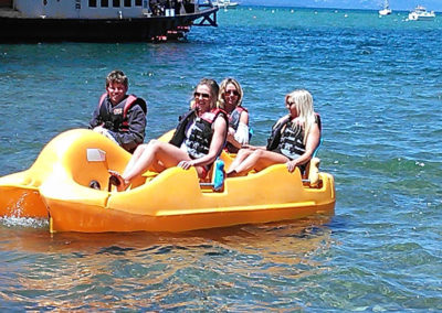 Pedal Boat 2 people 1